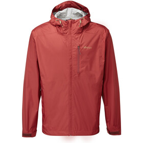 Sherpa Kunde 2,5-Layer Jacket Men potala red
